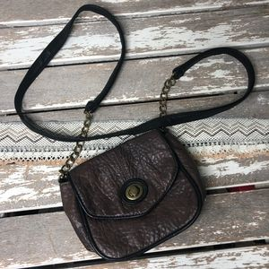 American Eagle Outfitters Brown Black Crossbody